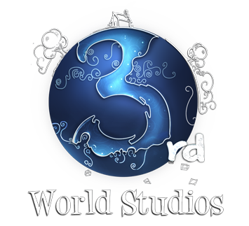 3rd World Studios Logo