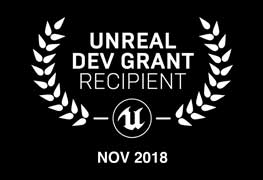 Epic Games Unreal Dev Grant winner